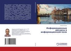 Bookcover of Информационные ресурсы в информационном поле