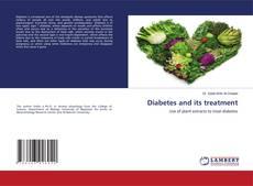 Borítókép a  Diabetes and its treatment - hoz