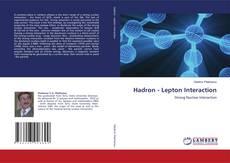 Borítókép a  Hadron - Lepton Interaction - hoz