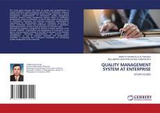 Bookcover of QUALITY MANAGEMENT SYSTEM AT ENTERPRISE
