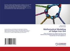 Copertina di Mathematical Modeling of Itakpe Iron Ore