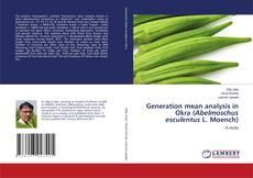 Couverture de Generation mean analysis in Okra (Abelmoschus esculentus L. Moench)