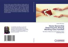 Bookcover of Home Ownership Determinants Among Working Class Families