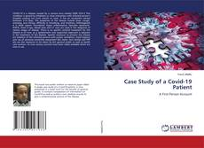Bookcover of Case Study of a Covid-19 Patient