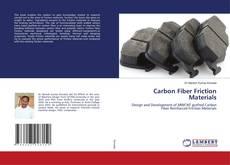 Bookcover of Carbon Fiber Friction Materials
