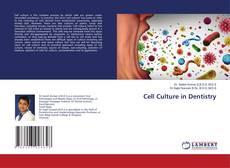 Portada del libro de Cell Culture in Dentistry
