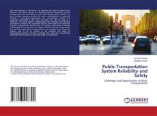 Copertina di Public Transportation System Reliability and Safety