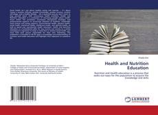 Обложка Health and Nutrition Education