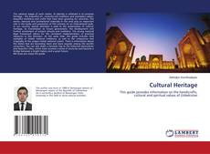 Bookcover of Cultural Heritage