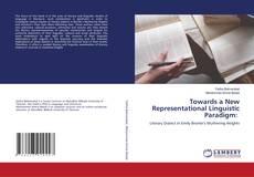 Bookcover of Towards a New Representational Linguistic Paradigm: