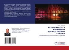 Устойчивость и колебания прямоугольных пластин kitap kapağı