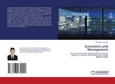 Couverture de Economics and Management