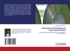 Borítókép a  Overview of Packaging in Food preservation - hoz