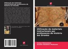 Bookcover of Utilização de materiais instrucionais por professores de história em Sironko