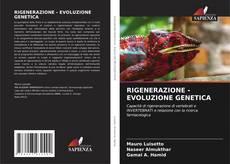 Capa do livro de RIGENERAZIONE - EVOLUZIONE GENETICA