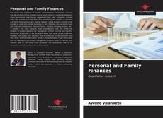 Portada del libro de Personal and Family Finances