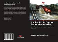 Buchcover von Purification de l'eau par les nanotechnologies