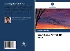 Bookcover of Saari Sage Payroll HR-Kurs