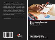 Bookcover of Clima organizzativo della scuola