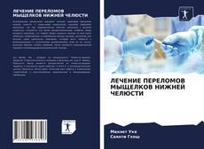 Portada del libro de ЛЕЧЕНИЕ ПЕРЕЛОМОВ МЫЩЕЛКОВ НИЖНЕЙ ЧЕЛЮСТИ