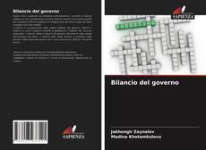 Copertina di Bilancio del governo