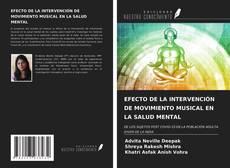 Copertina di EFECTO DE LA INTERVENCIÓN DE MOVIMIENTO MUSICAL EN LA SALUD MENTAL