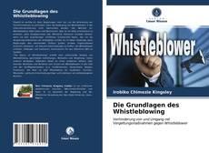 Portada del libro de Die Grundlagen des Whistleblowing