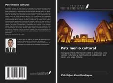 Portada del libro de Patrimonio cultural