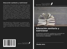 Обложка Educación sanitaria y nutricional