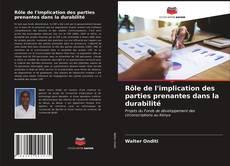 Bookcover of Rôle de l'implication des parties prenantes dans la durabilité