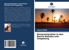 Binnenmigration in den Bezirk Bamako und Umgebung kitap kapağı