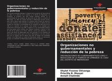 Organizaciones no gubernamentales y reducción de la pobreza kitap kapağı