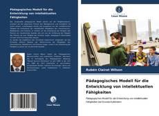 Pädagogisches Modell für die Entwicklung von intellektuellen Fähigkeiten kitap kapağı