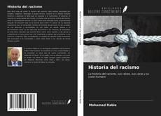 Capa do livro de Historia del racismo