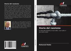 Bookcover of Storia del razzismo
