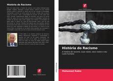 Portada del libro de História do Racismo