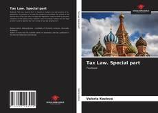 Borítókép a  Tax Law. Special part - hoz
