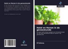 Halal en Haram in de geneeskunde kitap kapağı