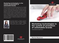 Borítókép a  Marketing technologies in the system of promotion of automobile brands - hoz