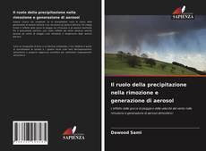 Обложка Il ruolo della precipitazione nella rimozione e generazione di aerosol