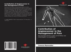 Bookcover of Contribution of Angioscanner in the Management of Pain