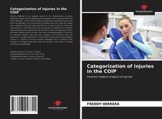 Borítókép a  Categorization of injuries in the COIP - hoz