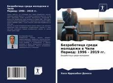 Безработица среди молодежи в Чили Период: 1996 - 2019 гг. kitap kapağı