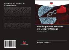 Buchcover von Génétique des Troubles de L'apprentissage