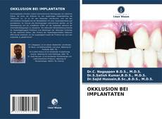 Portada del libro de OKKLUSION BEI IMPLANTATEN
