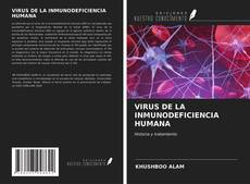 Обложка VIRUS DE LA INMUNODEFICIENCIA HUMANA