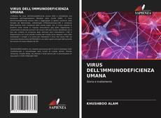 Bookcover of VIRUS DELL'IMMUNODEFICIENZA UMANA