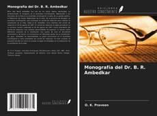 Capa do livro de Monografía del Dr. B. R. Ambedkar