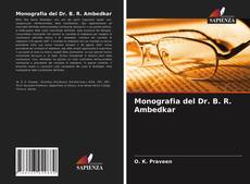 Capa do livro de Monografia del Dr. B. R. Ambedkar