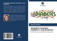 Обложка Vergleich zwischen Cystatin C und Kreatinin